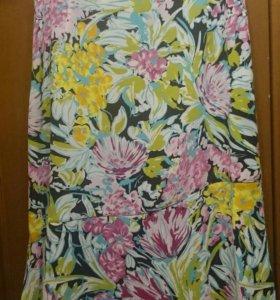 Шифоновая юбка, Франция