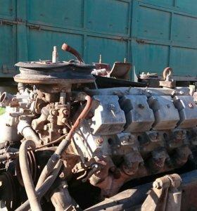 Двигатель 740-10