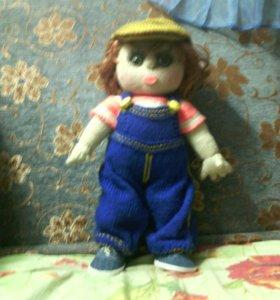 Кукла мальчик.