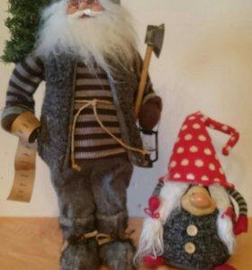 Куклы для декора