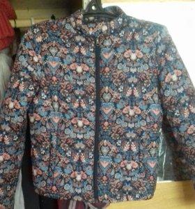 Куртка демисезонная stradivarius