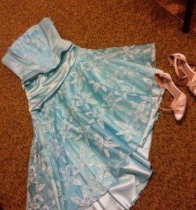 Платье вечернее очень красивое💃🏻