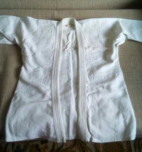Кимоно для дзюдо размер 150