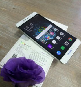 "Смартфон LeEco Cool 1 dual 3/32 гб 5,5"" FHD silver"