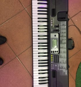 Синтезатор Casio ctk-710