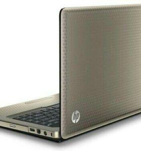 Ноутбук HP G62 на запчасти или под ремонт