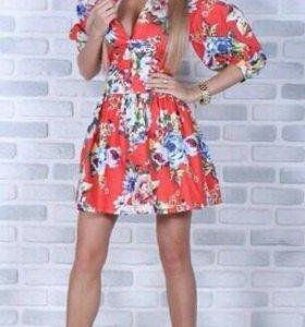 Новое платье, 42-44,