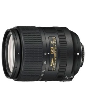 Объектив AF-S DX NIKKOR 18-300mm f/3.5-6.3G ED VR