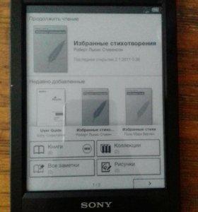 Sony PRS-T1 (Электронная книга)