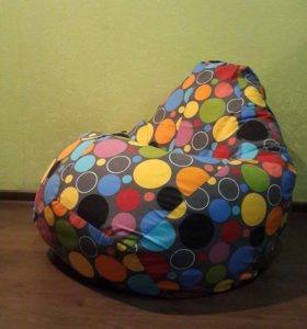 Кресло мешок пузырьки