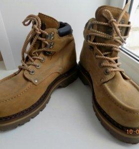 Ботинки кожаные Ten points оригинал 40