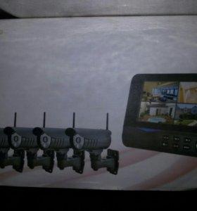 Комплект видео камер