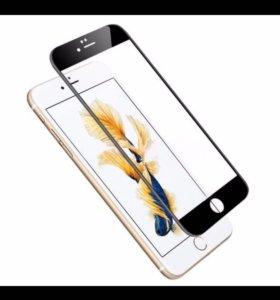 Стекло на айфон 3D iPhone 6,6s 6,6s plus 7plus