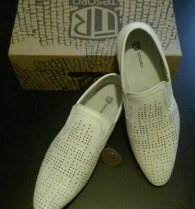 Туфли мужские Tesoro