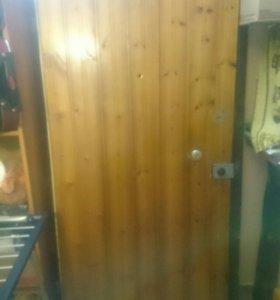 Дверь и рамка к ней