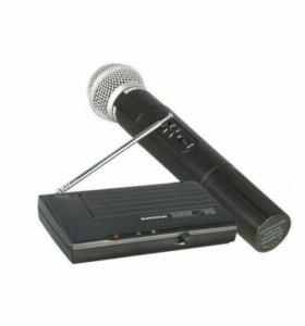 Микрофон BA-300A беспроводной