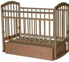 Детская кроватка Антел Алита 4