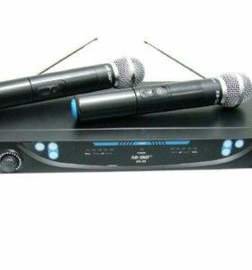 Микрофон SAST OK-05 беспроводной