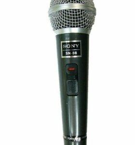 Микрофон вокальный Sony SN-88