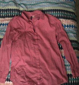 Рубашка H&M 44-46 размер