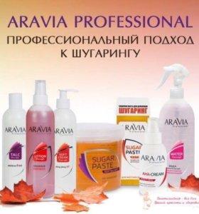 Шугаринг Aravia Professional