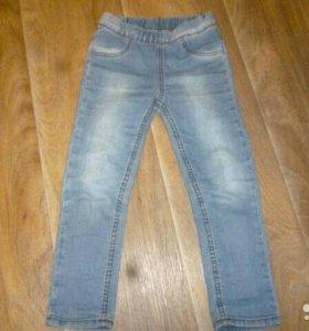 джинсы 2-4
