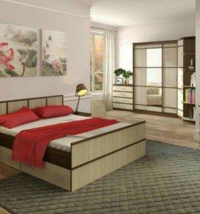 Кровать Новая! с ящиками