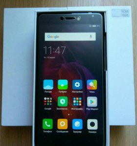 Xiaomi redmi note 4x 3/16Gb