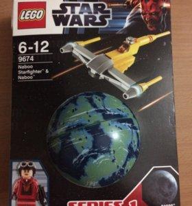 Lego 9674