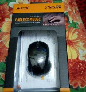 Мышь без проводную
