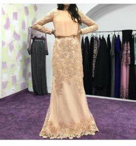 Платье вечернее, новое размер 36-38