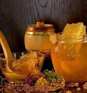 Натуральный мёд (акация). Дары Краснодарского края