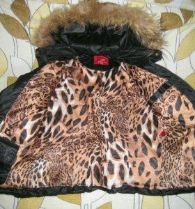 Зимняя куртка р.40-42