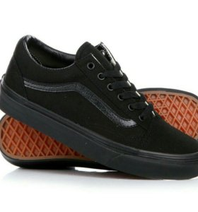 ☝ Vans Old Skool Black (36-45)