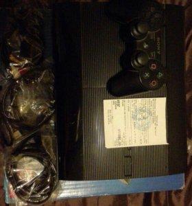 Sony PlayStation 3 super slim(500gb)