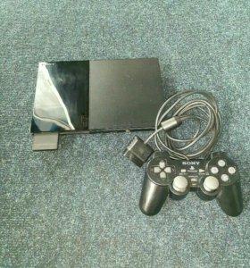 кансоль PS2 slim