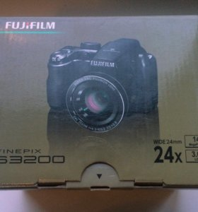 Fujifilm Fine Pix S3200