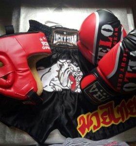 Для занятий тайским боксом