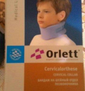Бандаж на шею (шина Шанца) Orlett старше 1 года