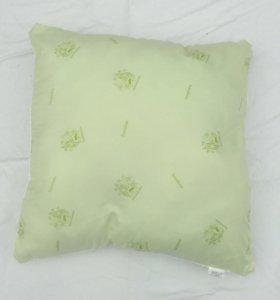 Подушка новая бамбуков - размер 70*70 см 👍