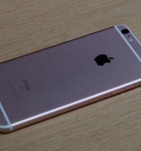 iPhone 6s Plus 64гб на гарантии