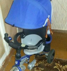 Детский трёхколёсный велосипед MiniTrike