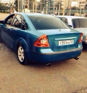 Ford Focus 2, 2006, 2.0MT