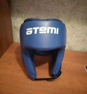 Боксёрский шлем ATEMI