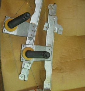 Стеклоподъёмники на логан