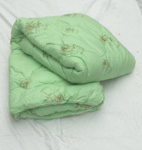 Бамбук одеяло - всесезонное Евро размер Новое