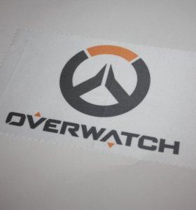 Салфетка для очков, телефона, оптики Overwatch