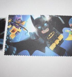 Салфетка для телефона Бэтмэн/Лего/Lego