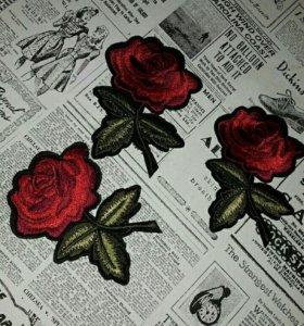 Новые патчи Роза