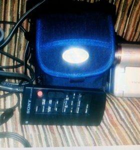 видеокамера mini dv sony dcr hc 15